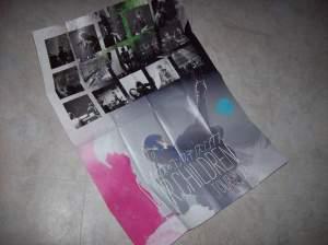 "Mr.Children ""Shumatsu no confidence songs"" (poster/ liner notes)"