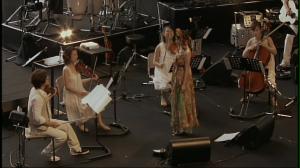 Nacchi w/ string quartet...