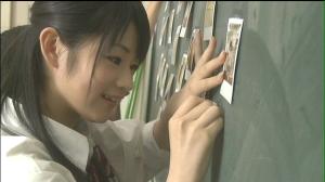 """Maeda Yuuka in """"aMa no Jaku""""..."""
