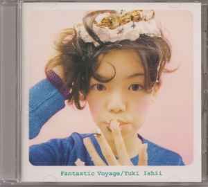 "Ishii Yuki ""Fantastic Voyage"" album (cover scan)"