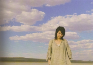 "Matsu Takako ""Time for music"" (booklet scan)"