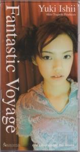 "Ishii Yuki ""Fantastic Voyage"" single (cover scan)"