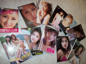 Ishikawa Rika♥solo shashinshuu collection complete~...