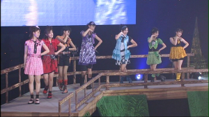"Berryz工房 in ""Aitaikedo..."""