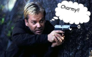 Agent Jack Bauer has only 24 hours to find Charmy♥...the safety of the world depends on it!!!