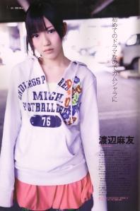 Watanabe Mayu in UTB Feb. 2010 (Scan0023)