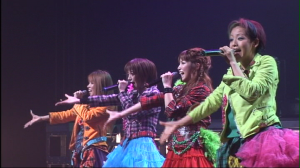 "Melon♥Kinenbi in ""Fruity Killer Tune"" live"