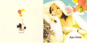 "Ueto Aya ""Smile for..."" single (cover scna)"