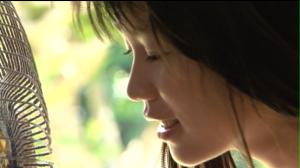 """Ayukawa Honoka in """"Urizun""""..."""