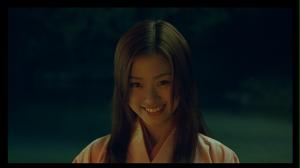 """Ueto Aya in """"Azumi""""..."""