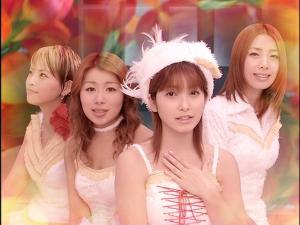 "Melon♥Kinenbi in ""Akai freesia""..."