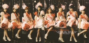 "Morning Musume ""Onna ga medatte naze ikenai"" LE Type A (inner jacket scan)"