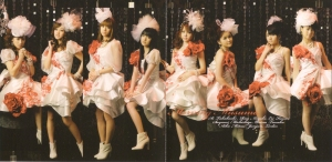"Morning Musume ""Onna ga medatte naze ikenai"" LE Type B (inner jacket scan)"