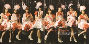 "Morning Musume ""Onna ga medatte naze ikenai"" LE Type C (inner jacket scan)"
