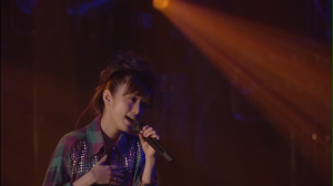 "Ueto Aya in ""Happy Magic"" (Act Two)..."