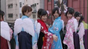 "AKB48 in ""Sakura no shiori"""