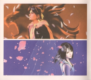 Final Fantasy VIII♥