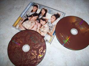 "C-ute ""Shocking 5"" LE w/DVD..."