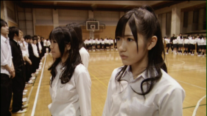 .....lol the end result is Mayuyu's♥ expression~*!!!!