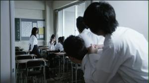 "Watarirouka Hashiritai in ""Akkanbe bashi""..."