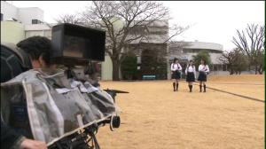 "Watarirouka Hashiritai in ""Akkanbe bashi"" making of..."