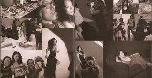 """Vivian Hsu """"Beautiful Day"""" LE booklet (scan6)"""