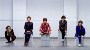 "ARASHI♥ in ""Troublemaker""..."