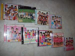 Berryz工房 album collection complete