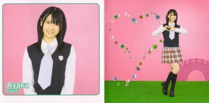 "Watarirouka Hashiritai ""Akkanbe bashi"" LE Type C (booklet scan6)"