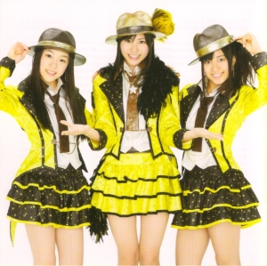 "SKE48 team K II ""Te wo tsunaginagara"" (booklet scan)"