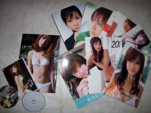 Kamei♥Eri shashinshuu collection complete...