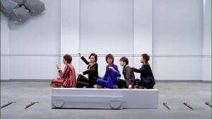 """ARASHI♥ in """"Troublemaker""""..."""