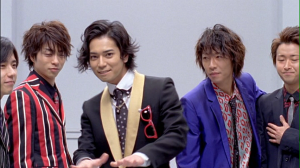 "Matsujun♥ says: ""Keep this on the down low ne~...XD"""
