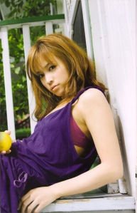 "Kamei Eri in ""Sweet"" Scan0016"