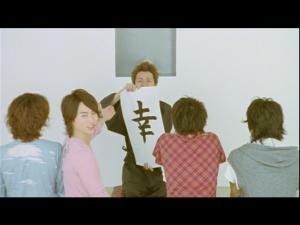 "Arashi ""Happiness""..."