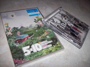 "Arashi ""5x10 ARASHI ALL the BEST! CLIPS 1999-2009"" DVD & ""Troublemaker"" LE CD single giveaway..."