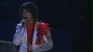 "Aiba~kun♥ in ""Be with you""..."
