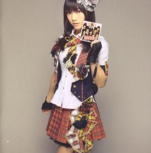 "AKB48 ""Kamikyoku Tachi"" booklet (scan5)"