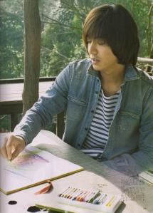 Kimura Takuya in Popeye May 2010 Scan0016