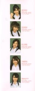 "Watarirouka Hashiritai ""Akkanbe"" shashinshuu (dust jacket sleeve) Scan0004"