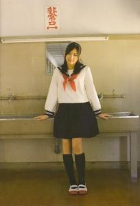 """Watarirouka Hashiritai """"Akkanbe"""" shashinshuu Scan0010"""