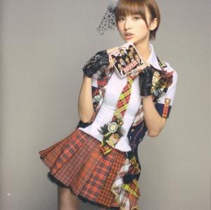"AKB48 ""Kamikyoku Tachi"" booklet (scan2)"