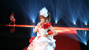 Reinachan♥ on the cat~walk...!