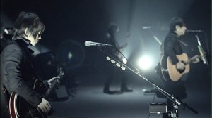 "Mr.Children in ""Shumatsu no confidence songs""..."