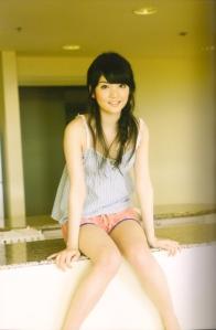 "Michishige Sayumi in ""La"" (Scan0058)"