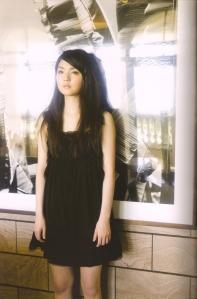"Michishige Sayumi in ""La"" (Scan0066)"