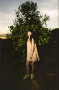 "Michishige Sayumi in ""La"" (Scan0079)"