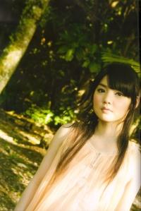 "Michishige Sayumi in ""La"" (Scan0077)"