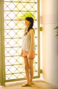 "Michishige Sayumi in ""La"" (Scan0053)"