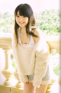 "Michishige Sayumi in ""La"" (Scan0073)"